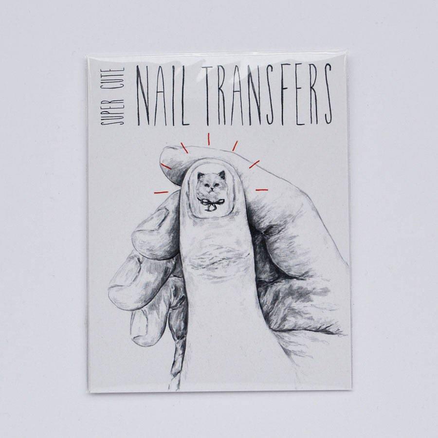 chat-sticker-cadeau-noel