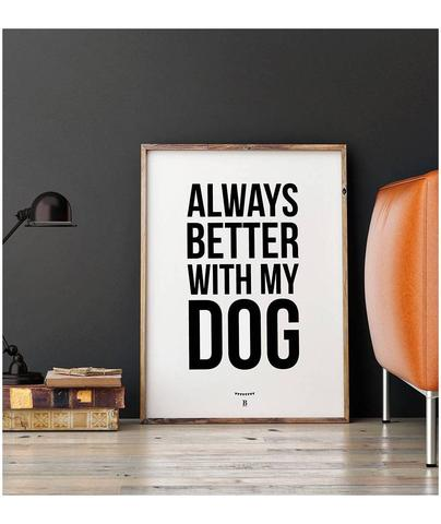 affiche-idee-cadeau-noel-chien