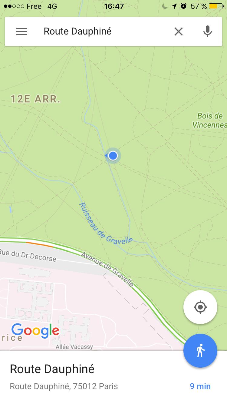 O u00f9 se balader avec son chienà Paris le bois de Vincennes