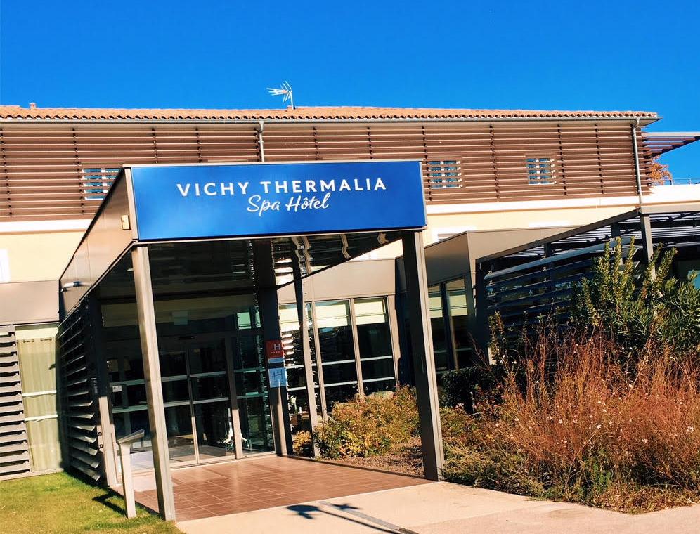 Hotel Spa Qui Accepte Les Animaux Vichy Thermalia Juvignac