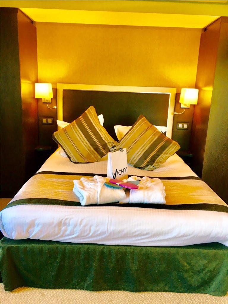 hotel spa occitanie chien animaux vichy thermalia