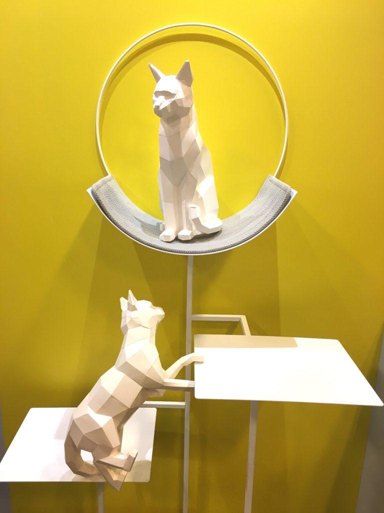 soldes meyou soldes bon réduction mobilier pour chat salon animal show porte de versailles