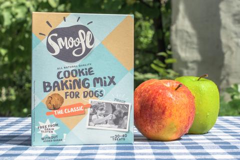 biscuits pour chien smoofl à faire soi-même