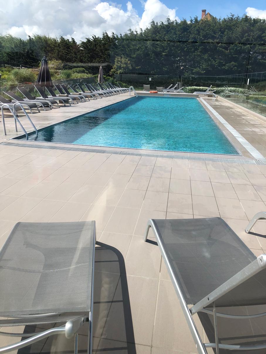 cabourg avec un chien week-end hôtel Thalazur Les Bains Cabourg